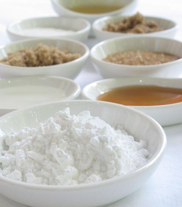 Îndulcitori bio și înlocuitori zahăr