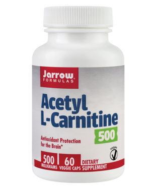 Acetyl L-Carnitine 500mg Secom 60 capsule vegetale