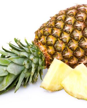 Ananas Smooth Cayenne Bio Uganda 1,3 kg