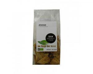 Ananas raw deshidratat bio 100g SMAAK