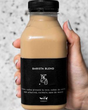 Lapte de caju si cafea presata la rece Barista Blend