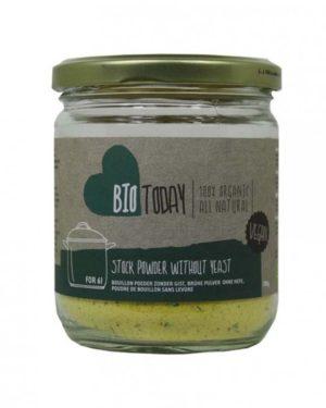 Bază pentru supă de legume pudră bio 200g SMAAK
