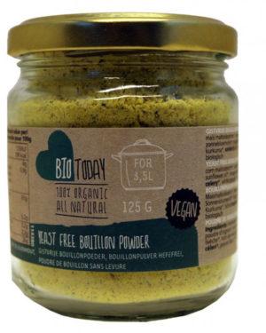 Bază pentru supă pudră bio 125g SMAAK