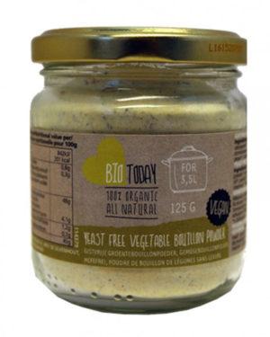Bază pentru supă de legume pudră bio 125g SMAAK