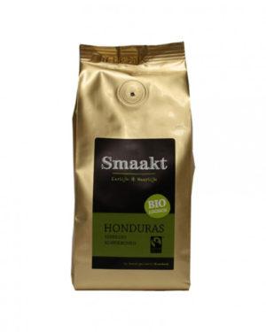 Cafea boabe espresso Honduras bio 250g SMAAK