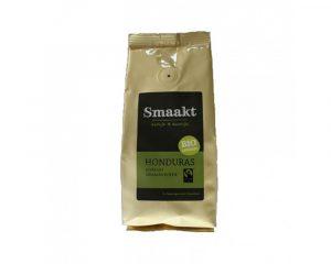 Cafea măcinată Honduras medium prajită bio 250g SMAAK
