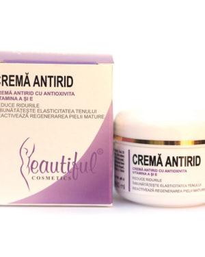 Cremă antirid Antioxivita 50ml