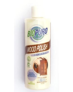 Cremă hipoalergenă pentru curățarea și întreținerea lemnului bio 300ml