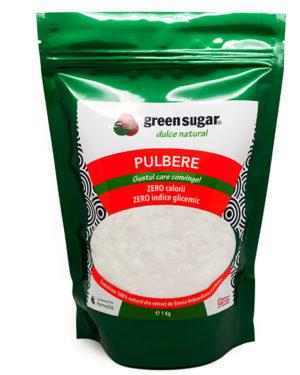 Îndulcitor Green Sugar pulbere 1 kg