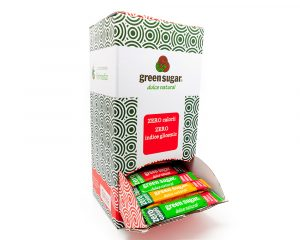 Îndulcitor Green Sugar Stick 10 x 2 gr