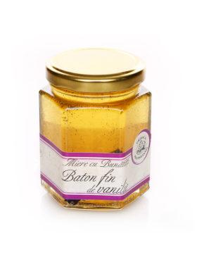 Miere cu vanilie Prisaca Transilvania 250 gr