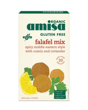 Mix pentru falafel fără gluten bio 180g