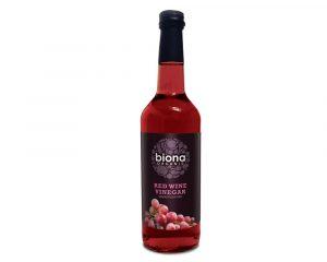 Oțet din vin roșu bio 500ml