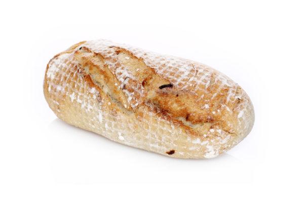 Pâine albă cu ceapa