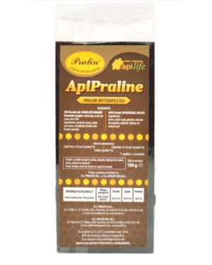 Praline apiterapeutice Apilife 100 gr