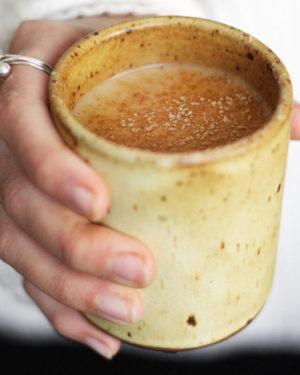 Lapte de migdale si pudre energizante Pure Energy Elixir