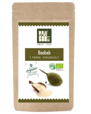Baobab pudră Raw Boost 100 grame