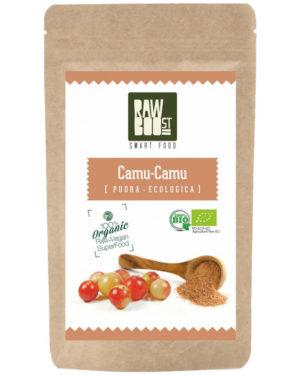Camu Camu pudră Raw Boost 60 grame
