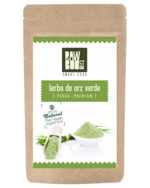 Iarbă de orz pudră Raw Boost 125 grame
