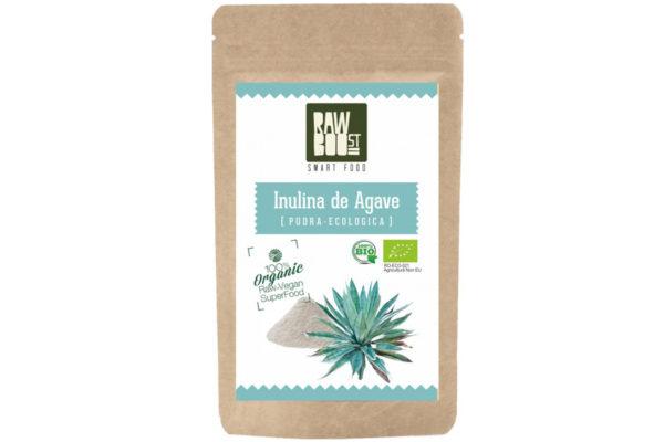 Inulina de agave Raw Boost 200 grame