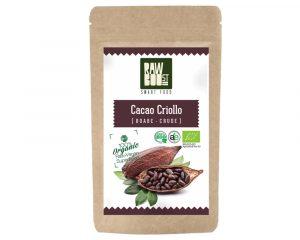Cacao Criollo boabe Raw Boost 250 grame