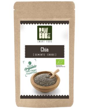 Chia semințe Raw Boost 200 grame