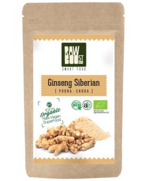 Ginseng Siberian pudră Raw Boost 100 grame