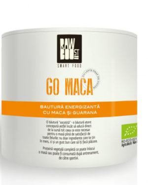 Go Maca pudră Raw Boost 200 grame