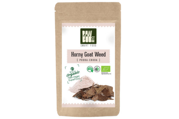 Horny Goat pudră Raw Boost 125 grame