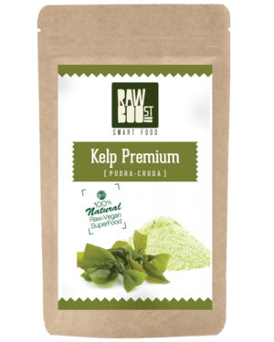 Kelp pudră Raw Boost 250 grame