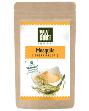 Mesquite pudră Raw Boost 250 grame