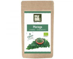 Moringa pudră Raw Boost 125 grame