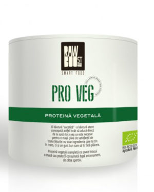 Pro Veg mix proteic Raw Boost 250 grame