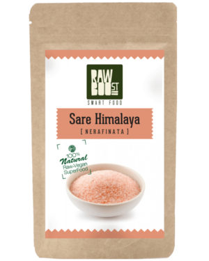 Sare Himalaya nerafinata Raw Boost 400g