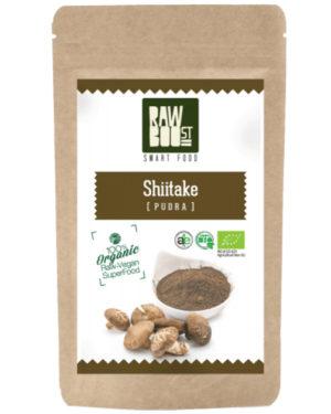 Shiitake pudră Raw Boost 125 grame