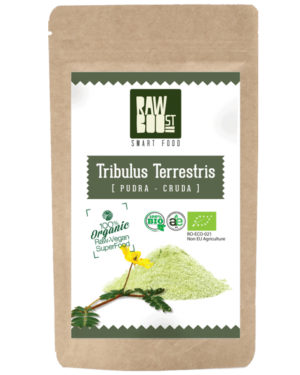 Tribulus Terrestris pudră Raw Boost 125 grame