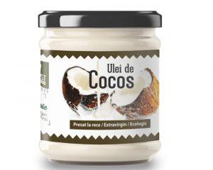 Ulei de cocos ecologic Raw Boost 200 ml
