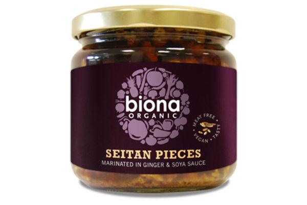 Seitan bio 350 gr
