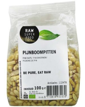 Semințe de pin bio 100g SMAAK