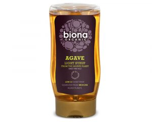 Sirop de agave light bio 250ml Biona