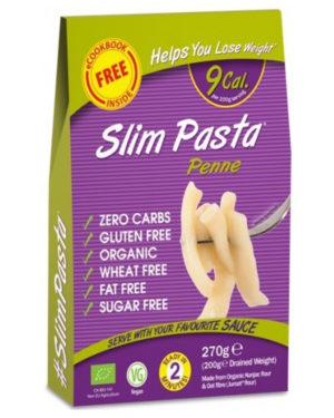 Penne Bio  Slim Pasta din făina de Konjac270 grame