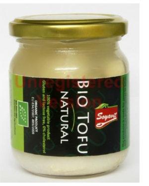 Tofu Bio Natur Soyavit  205 grame