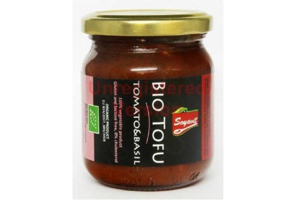 Tofu Bio Roșii & Busuioc Soyavit 205 grame