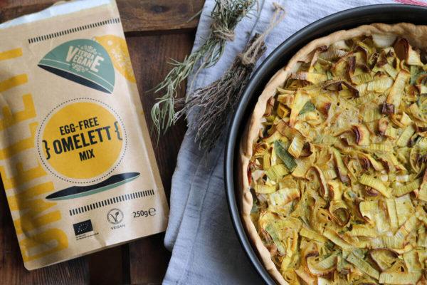 Mix pentru omletă vegană, fără ou, Terra Vegane, 250 gr