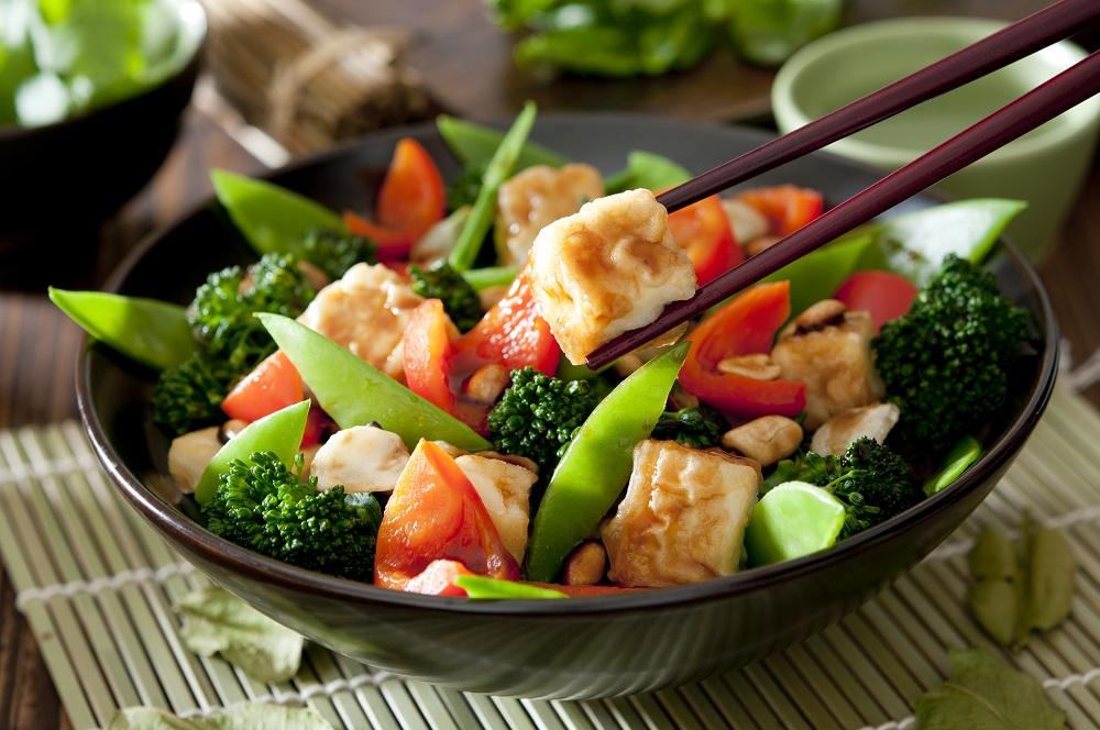 ce poti sa gatesti cu tofu
