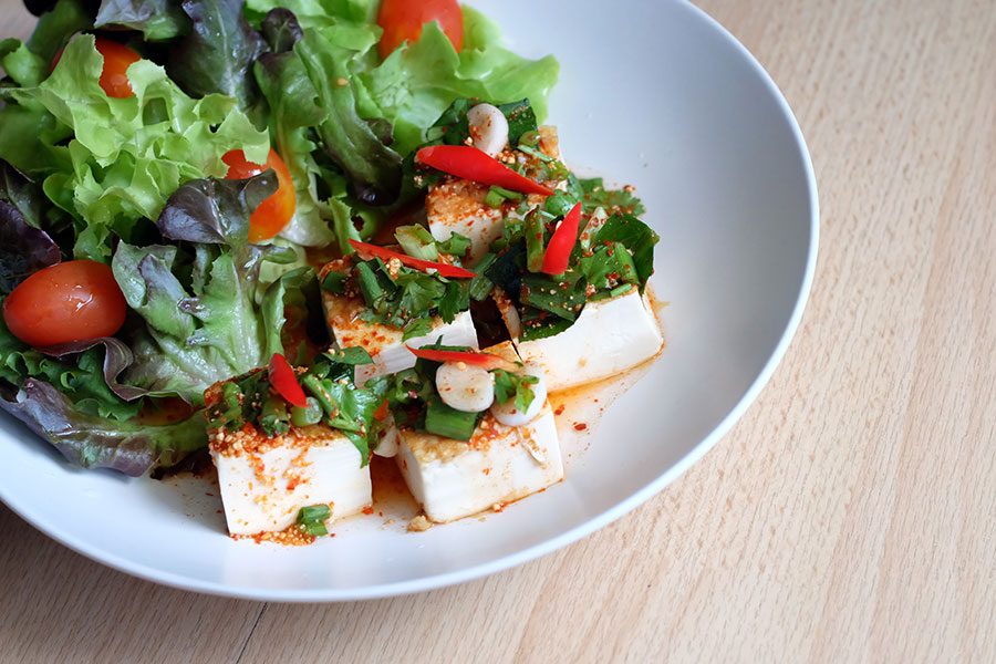 3 rețete de post cu tofu