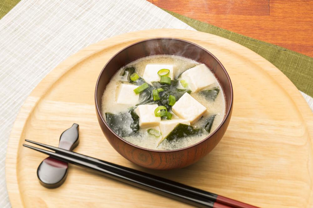 supa de tofu