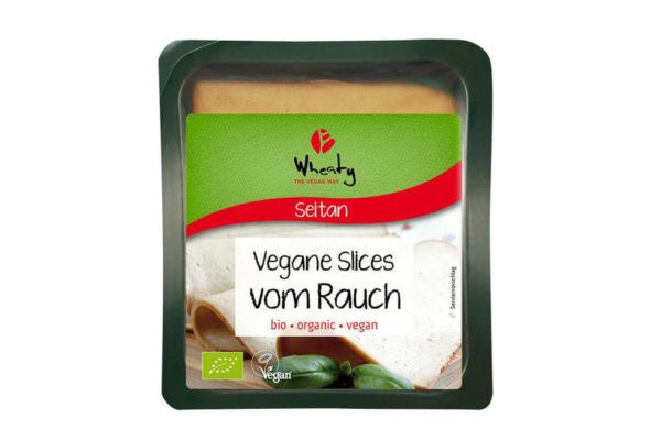 Salam bio vegan feliat afumat Wheaty 100 gr