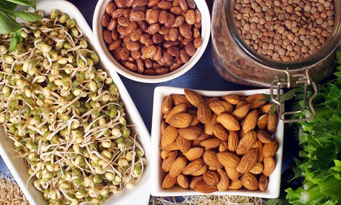 5 surse de proteine pentru vegetarieni